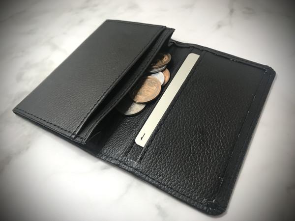 セリアの名刺入れを財布代わりに使う
