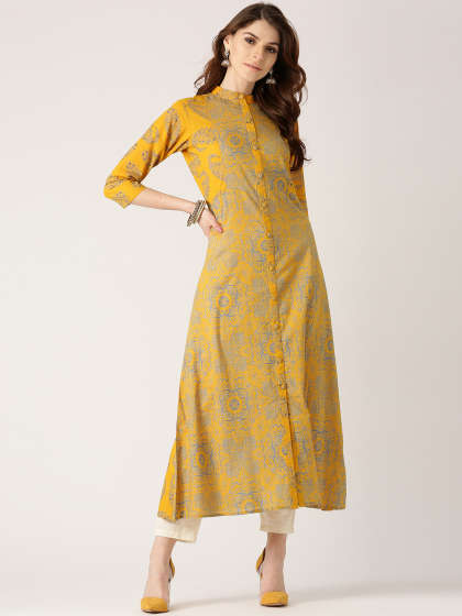 e0e38be366 Kurtis Online - Buy Designer Kurtis & Suits for Women - Myntra
