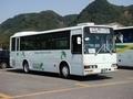[元阪急バス]いわさきバスネットワーク(現:鹿児島交通)1458号車 元95-2574