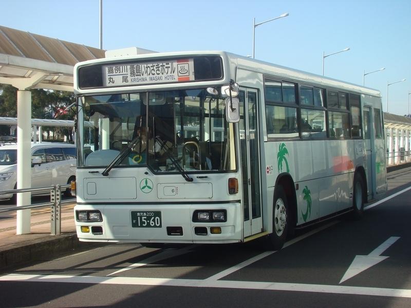 鹿児島交通 1560号車 元99-334