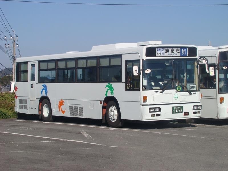 三州自動車(現:鹿児島交通)1452号車