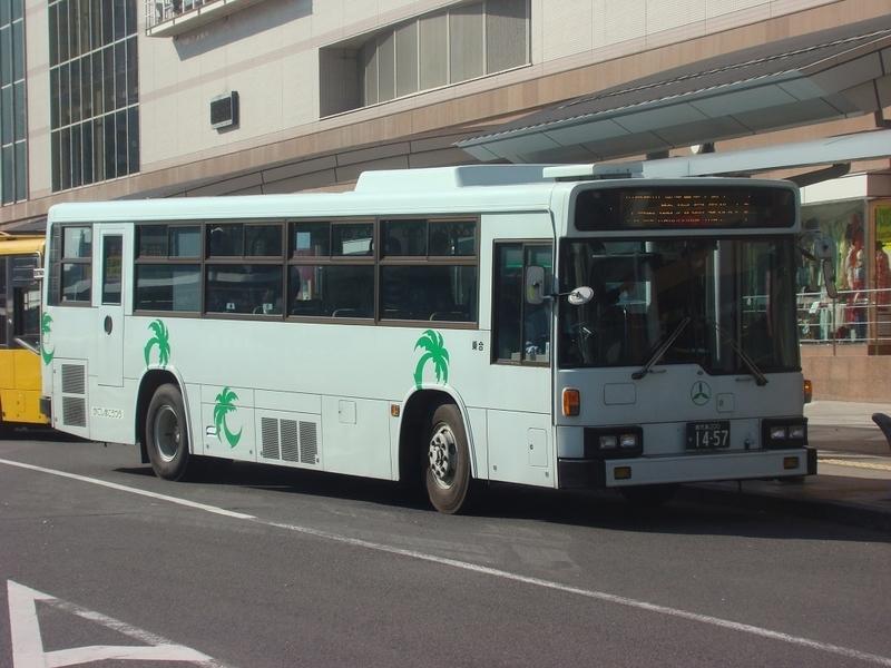 鹿児島交通1457号車 元96-2590
