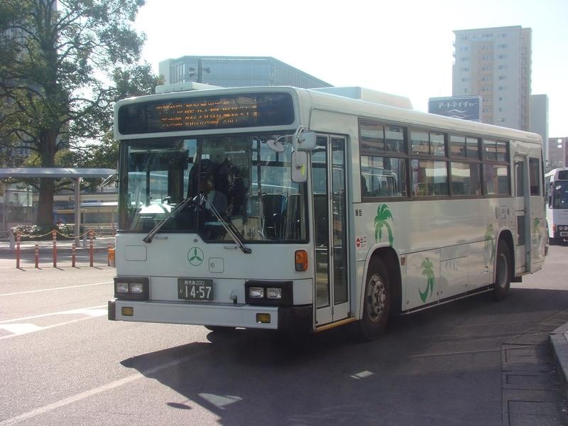 鹿児島交通 1457号車 元96-2590