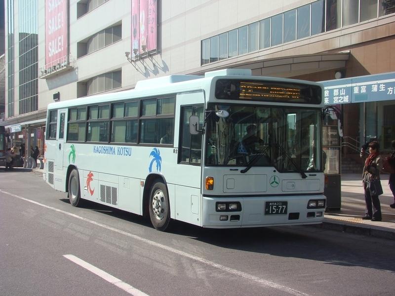 鹿児島交通 1577号車 元98-2688