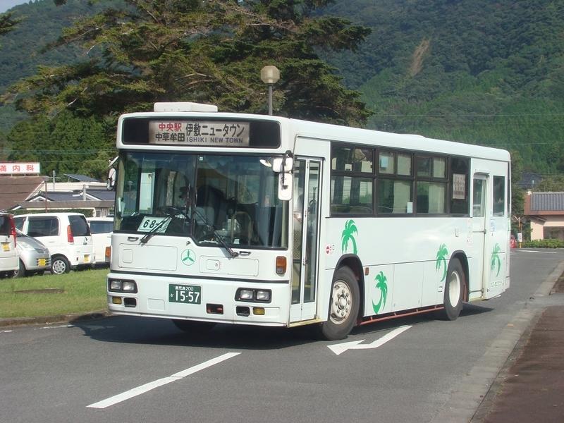 鹿児島交通1557号車 元99-338