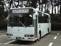 [元阪急バス]鹿児島交通1458号車 元95-2574