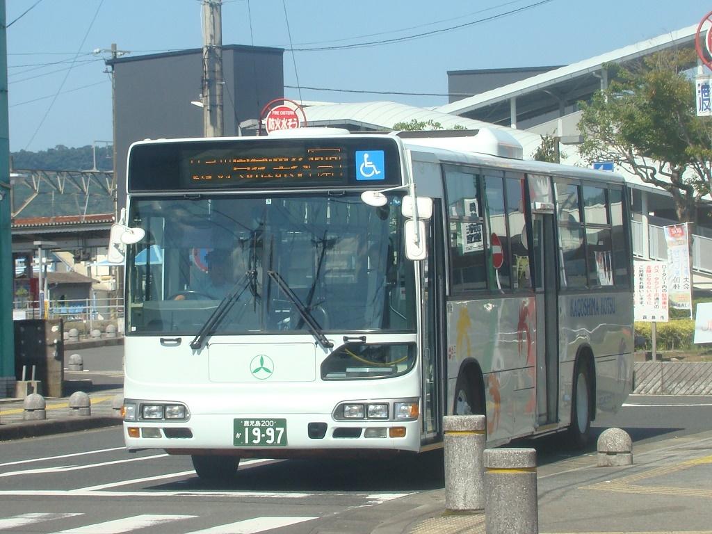 バス 路線 図 鹿児島 交通