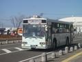 鹿児島交通1153号車(元山陽バス 2606)