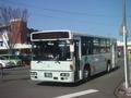 鹿児島交通1551号車(元大阪市バス 《住吉》70-0071)