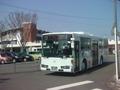 鹿児島交通2024号車(元西武バス)
