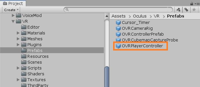 Oculus Quest開発メモ】VR空間内を歩き回る OVR