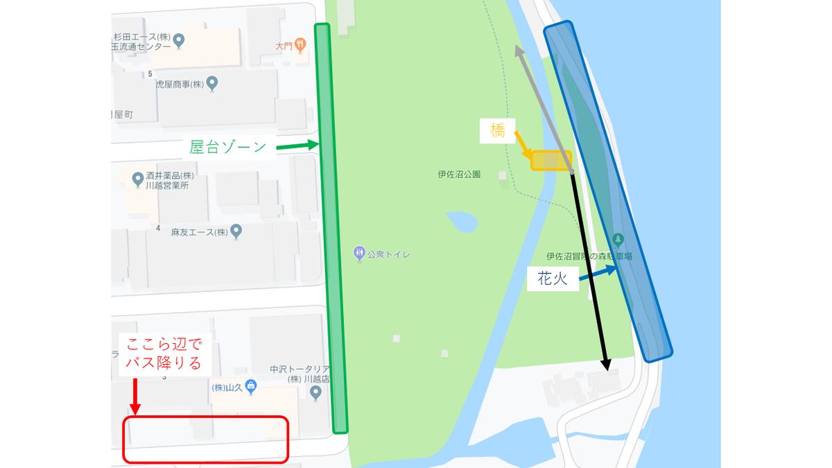 小江戸川越花火大会
