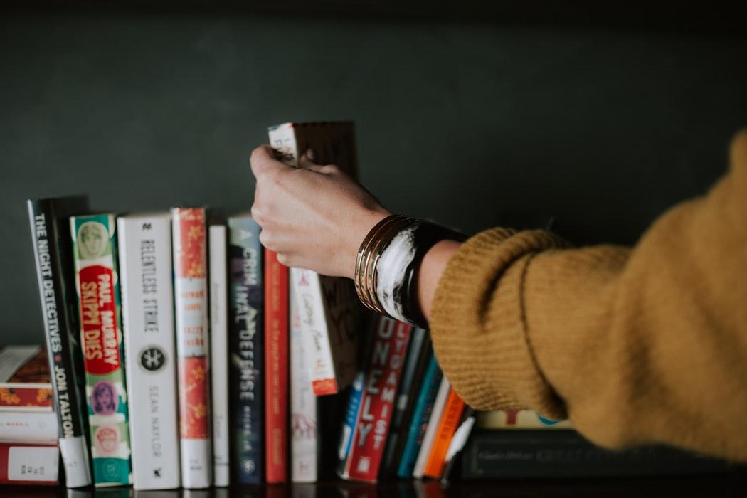 読書習慣化のStep4:良い本を読む