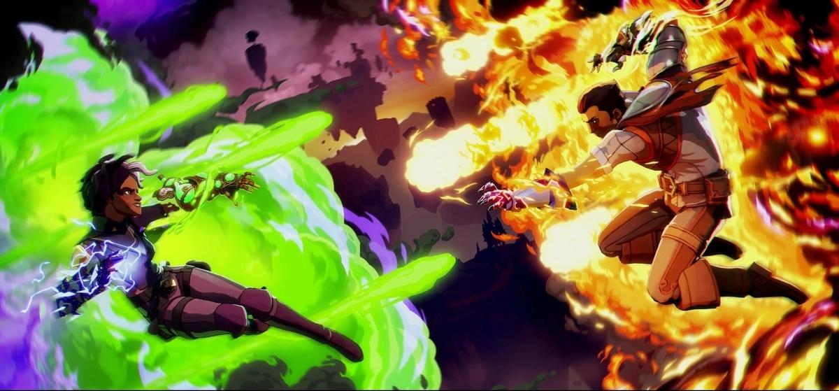 スペルブレイクは呪文アクションバトルロワイヤルです
