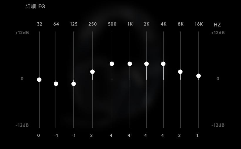 G733の音質について