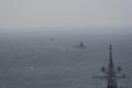 米国海軍の原子力潜水艦が入港!