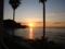 鴨川の夕日きれいやね~。