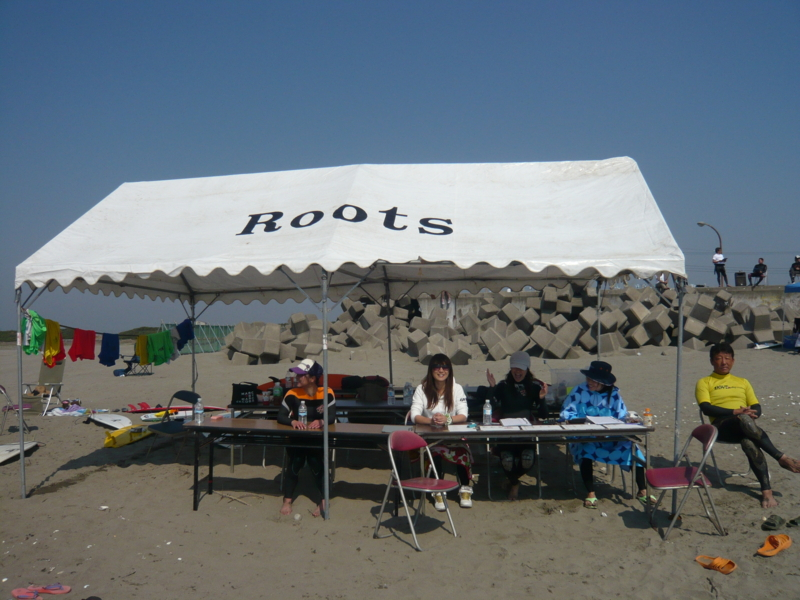 ROOTS CUP 2010 天気もよく。