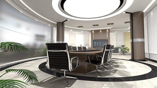 Pixaby 会議室
