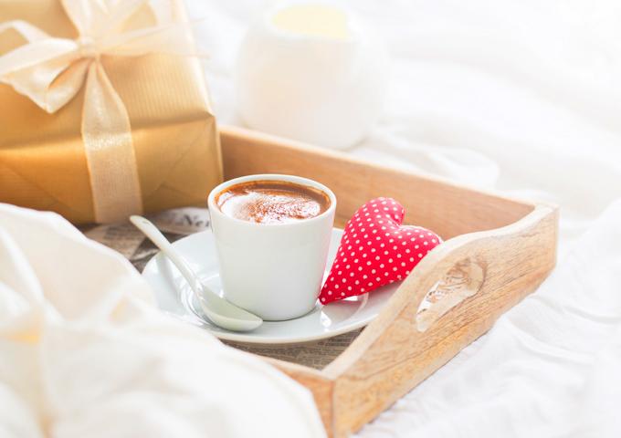コーヒーとバレンタイン