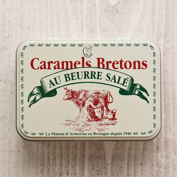 ラ・メゾン・ダルモリーヌ 塩バターキャラメル(缶)