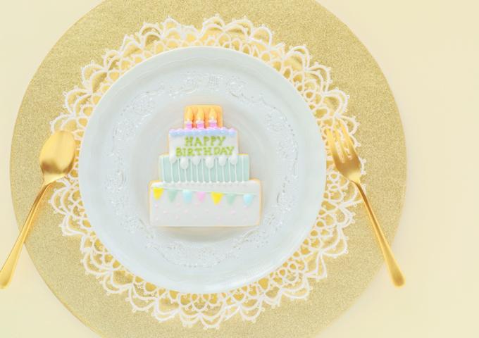 《お菓子とデザイン》アンファン、お誕生日にピッタリなデザインが可愛いアイシングクッキー&マシュマロパッケージなど3選