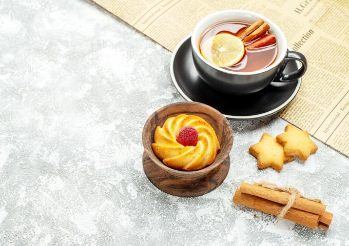 《お菓子とデザイン》エイタブリッシュ、手描き風の爽やかなイラストが素敵!ヴィーガンクッキーのお菓子缶など3選