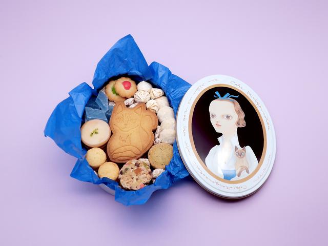 「shiro」タイヨウノカンカン/太陽ノ塔 新作クッキー缶