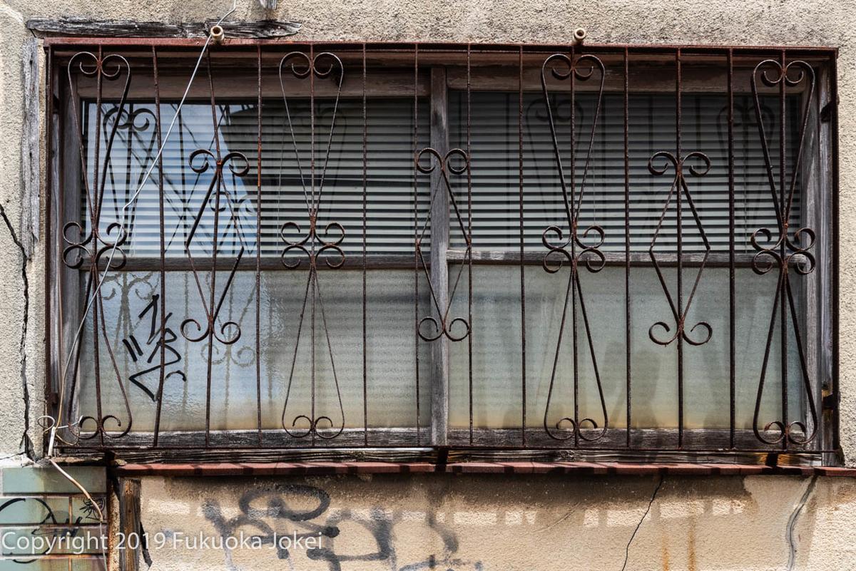 福岡市内 昭和の建物の画像