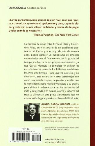 El Amor En Los Tiempos Del Cólera Contemporanea Ebook Pdf Online Descargar Bambiraptor S Diary