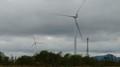 石狩湾新港 風車遠景
