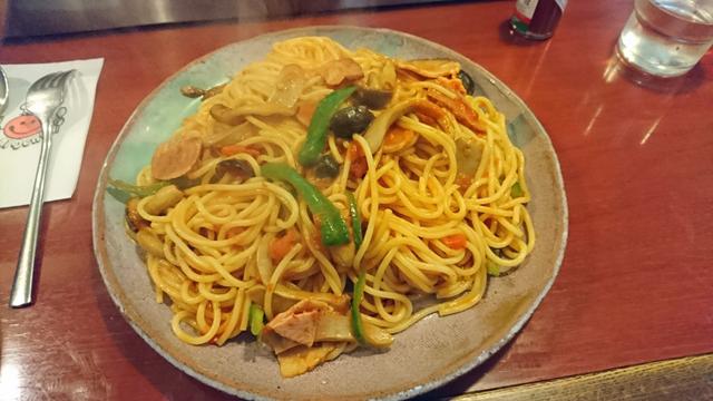 スパゲッティ専門店 アルデンテの大盛りのアイドル