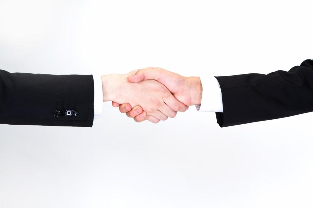 「握手会 握手方法」の画像検索結果