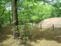 能美古墳群、和田山の端っこ