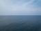 水平線は地上では一直線ですぅ!!