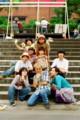 [Nakagawa Goro]中川五郎with真黒毛ぼっくす&末森樹 千駄ヶ谷 2008/09/15