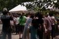 ショクダイオオコンニャク 小石川植物園 2010/07/24