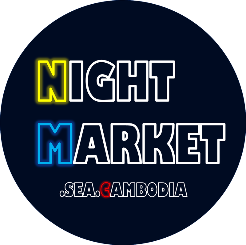 Night Market Cambodia