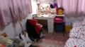 Amoの部屋w 実に汚い。