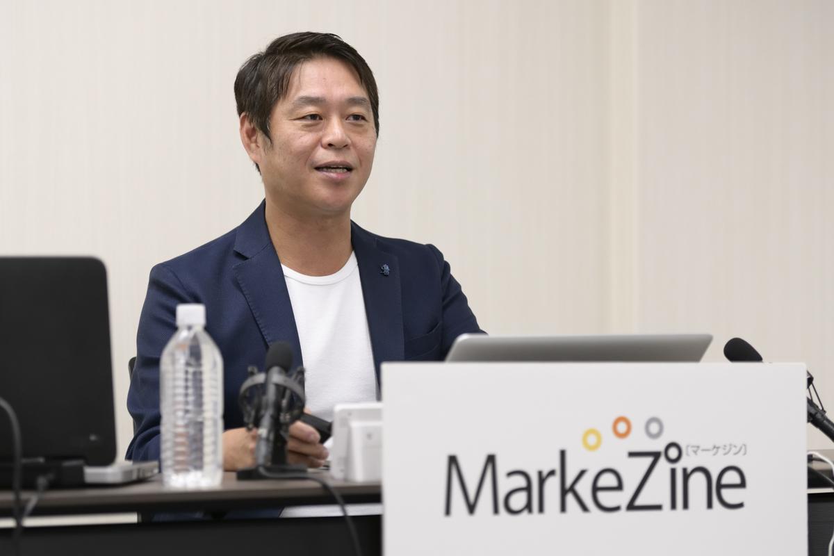 MarkeZine Day 2020 Autumnに登壇するソフトバンク株式会社 常務執行役員 法人事業統括 事業戦略・マーケティング担当の藤長国浩