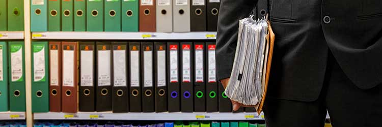 中小企業こそ「脱紙文化」で業務効率化を