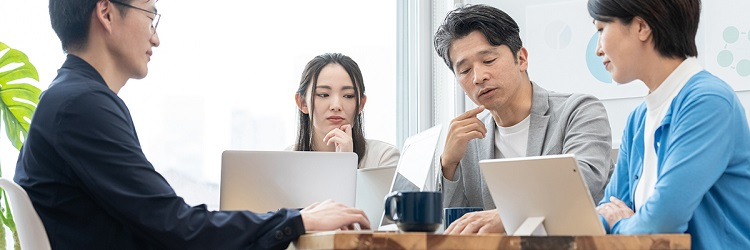 中小企業が円滑なコミュニケーションと情報共有を考える際のポイント