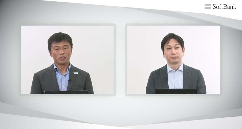 三寺 歩 氏とソフトバンク テクノロジーユニットモバイル技術統括 5G & IoTソリューション本部 本部長 野田 真