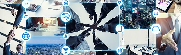 DX(デジタルトランスフォーメーション)が実現するビジネス