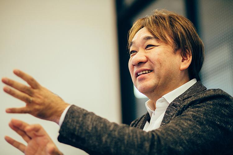 日本マイクロソフト エバンジェリスト 西脇資哲氏