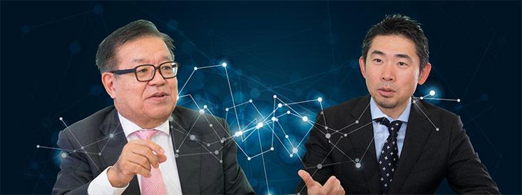 """""""インターネットの父""""村井純と語る。5Gで何が変わるのか"""