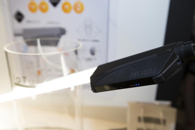 LED蛍光灯一体型の高機能防犯カメラ「IoTube」