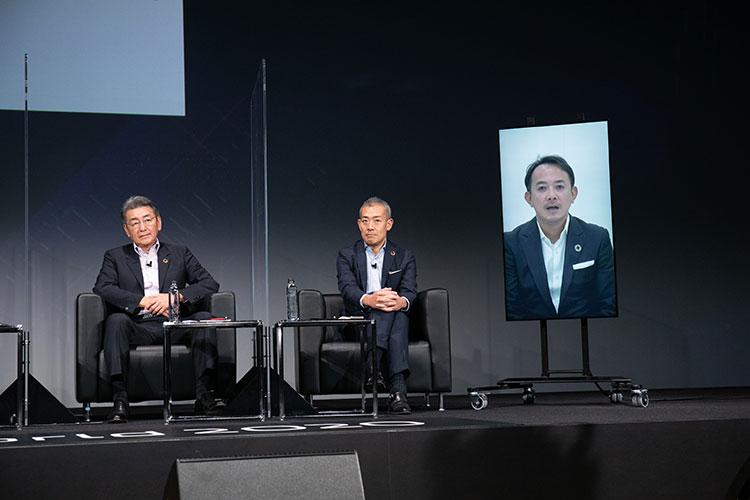 ニューノーマル時代のデータ活用・データの重要性|SoftBank World 2020「SoftBank CEO Summit」