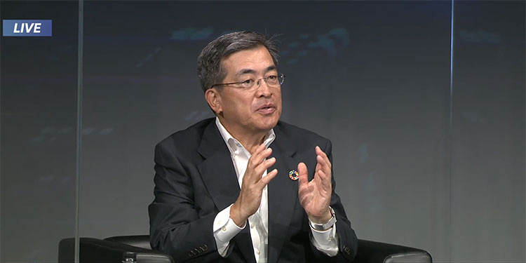 ソフトバンク株式会社 代表取締役 副社長執行役員 兼 COO 今井 康之