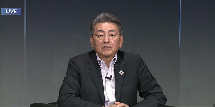 SBテクノロジー株式会社 代表取締役社長 CEO 阿多 親市 氏